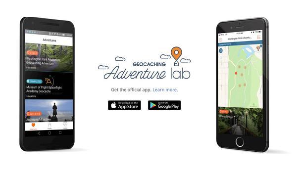 Mobilná aplikácia Adventure Lab