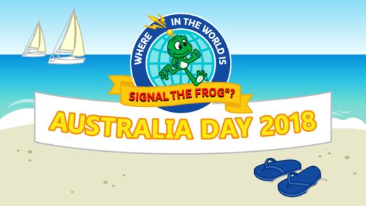 Australia Day Souvenir