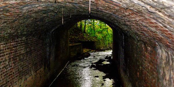Tunel na Ahojku