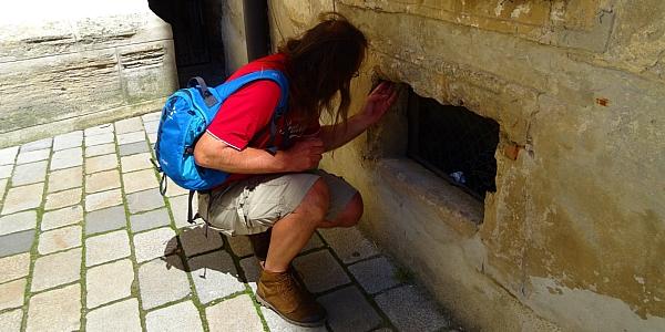 Hľadanie cache | Autor: schevka