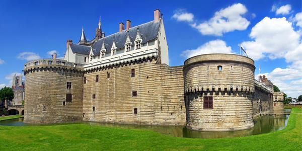 Nantes: Château des ducs de Bretagne