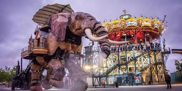 Nantes: Les Machines de l'île