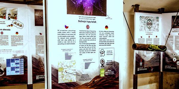 Náučný chodník geocachingu