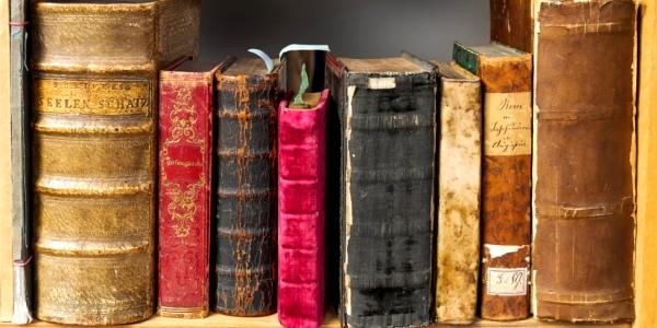 Marec - mesiac knihy