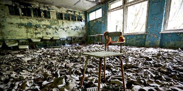 Na cestách: Černobyľ