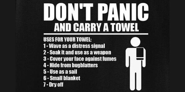 Towel rules