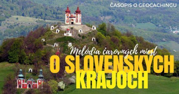 O slovenských krajoch: Melódia čarovných miest