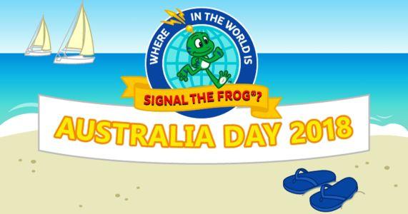 Suvenír Australia Day 2018