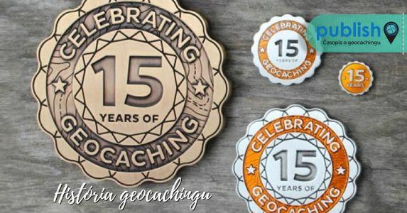 História geocachingu: 15 rokov geocachingu