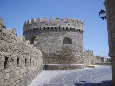 Palác širvánšáhov