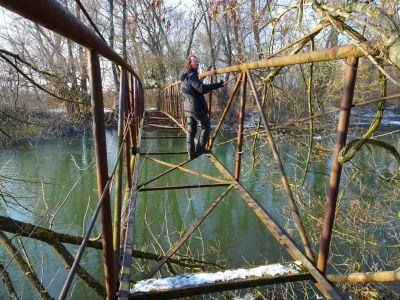 Mostová výzva   Autor: schevka