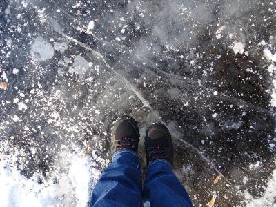 Ľadová výzva   Autor: schevka