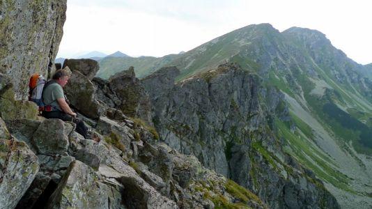 S Vaculom - oddych na hrebeni