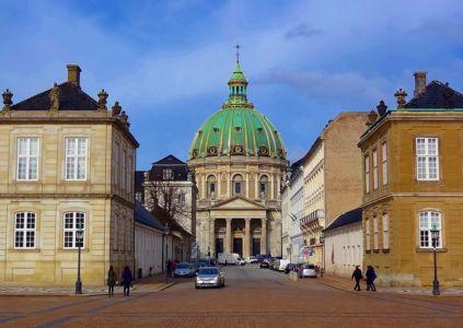 Kráľovský palác Amalienborg