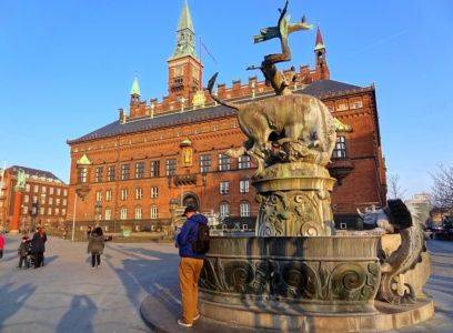 Radničné námestie v Kodani