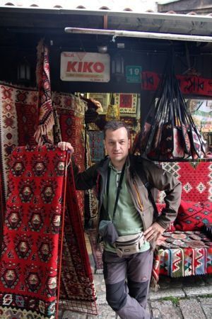 Kikonan: Na potulkách po Balkáne