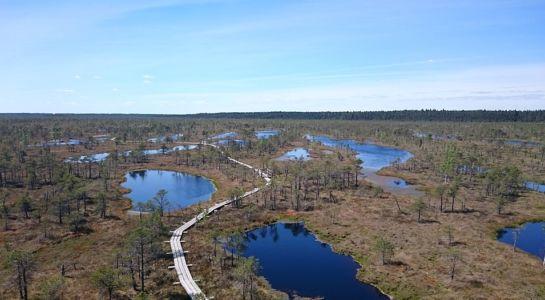 Národný park Kemeri (Lotyšsko)