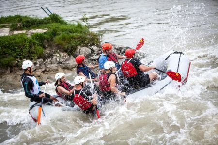 Slovak GeoAwards 2016: Rafting
