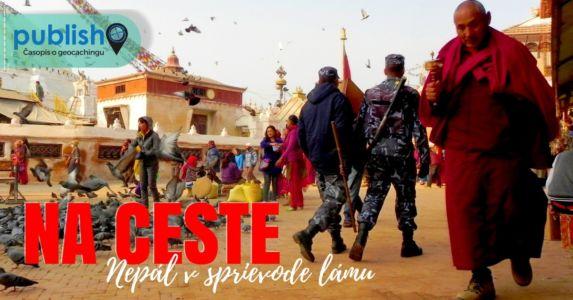 Na ceste: Nepál v sprievode lámu