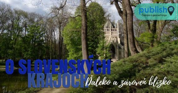 O slovenských krajoch: Ďaleko a zároveň blízko