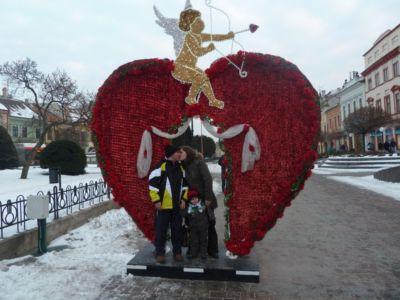 """Prvý Valentín a jeho špeciálna """"brána"""" v Prešove"""
