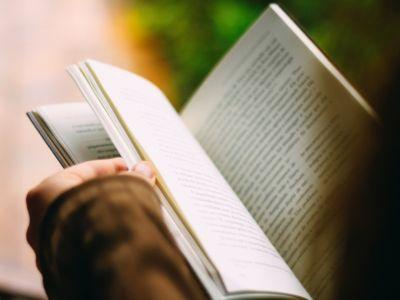 Čítanie posilňuje ducha
