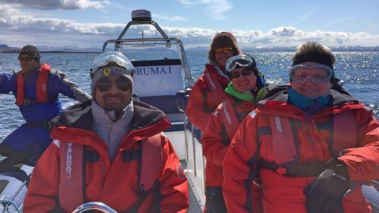 Na love veľrýb