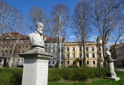 Malebný Zagreb