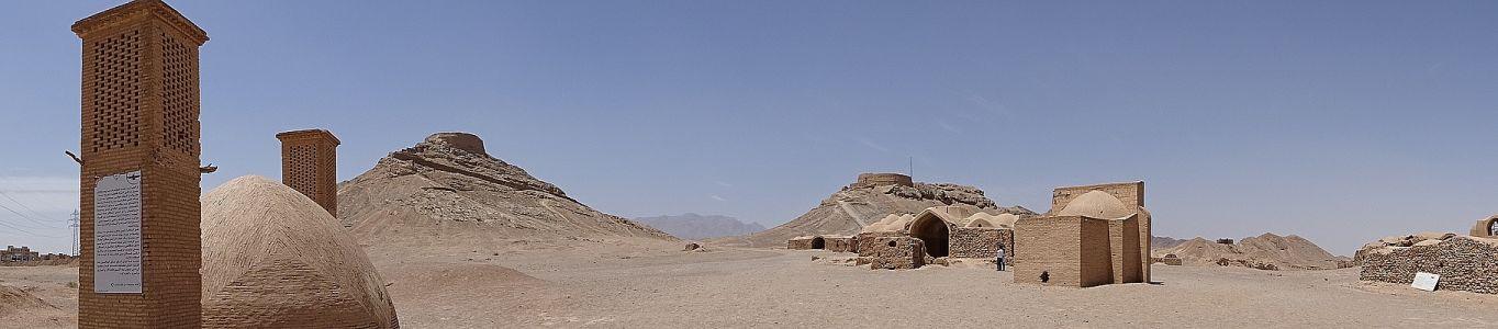 Zooastriánske veže mŕtvych