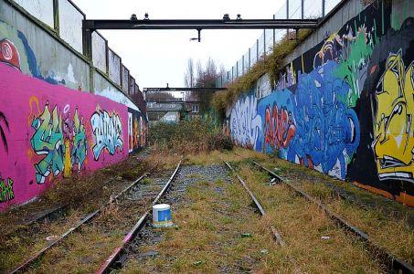metro, fantómové metrá, Bratislava, Charleroi, urbex, podzemka, geocaching, keškovanie, kešky, výlet, turistika, cestovanie, Belgicko