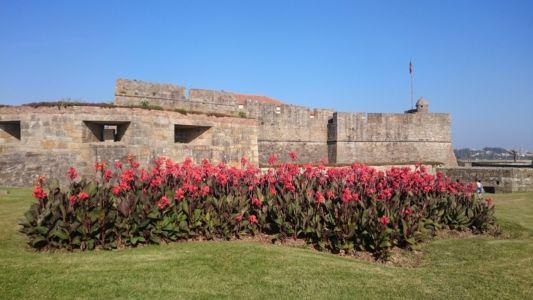 Fortaleza Sao Joao Baptista da Foz