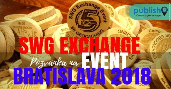 SWG Exchange Event Bratislava 2018