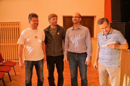Herci vo vedľajších úlohách: Bonatius, Engerau, Kikonan a Sprievodca