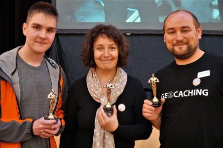 Oskarov získali: Kameraman Libco Jr., scenáristka svieca, hlavný protagonista JaSaHram