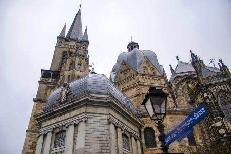 Katedrála v Aachene