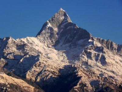 Annapurna, desiata najvyššia hora na Zemi