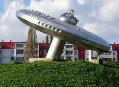 Bratislavský kraj: UFO