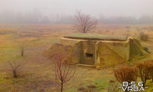 Bunker B-S 6 Vrba