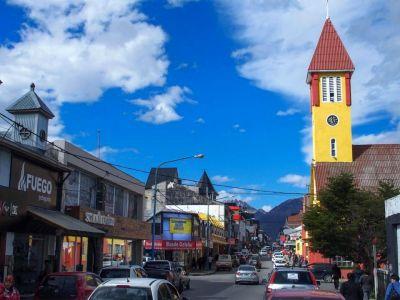 Centrum Ushuaia