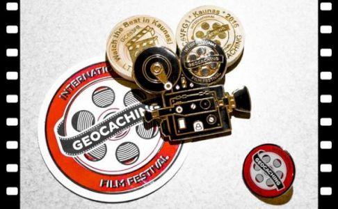 Geocoin GIFF 2017 Signal Award