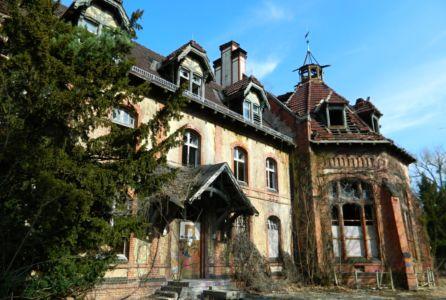 Sanatorium Beelitz-Heilstätten: Ako vyzeralo v čase svojej najväčšej slávy?