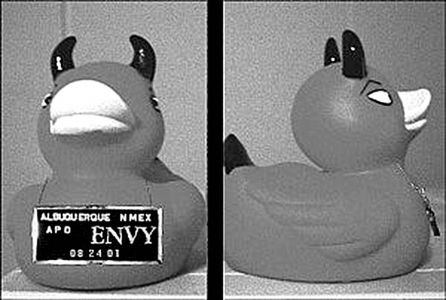 Deadly Duck: Envy