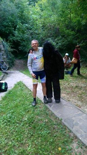 V objatí s ownerom APE eventu v Hlohovci (2015)