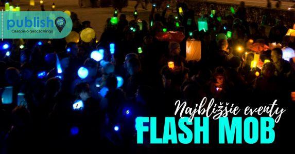 Najbližšie eventy: Flash Mob
