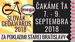 Megaevent GeoAwards 2018