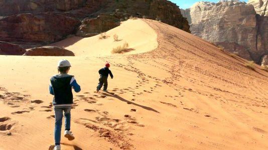 Červená duna