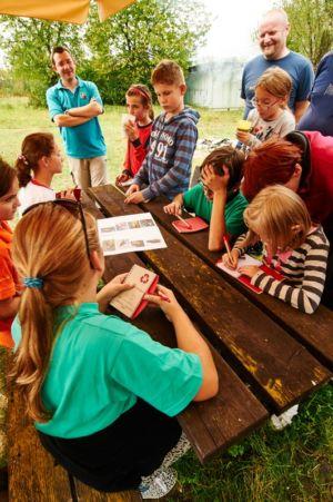 Rozlúčka s Geoletom 2014 sa niesla v školskom duchu