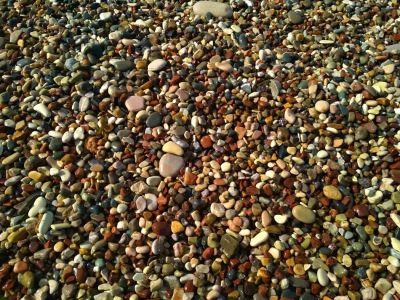 Geológia ostrova na každej pláži