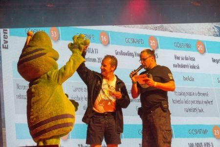 High Five: Igi a Signál si tľapli na oslavu víťazstva v kategórii najlepší event Prešovského kraja