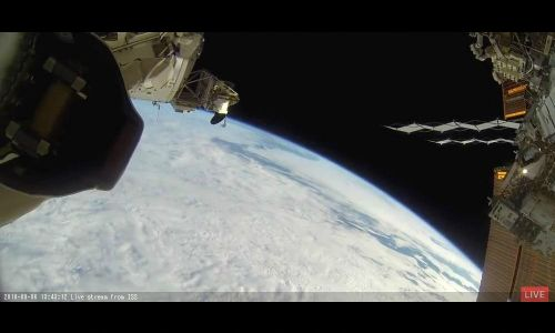 ISS live
